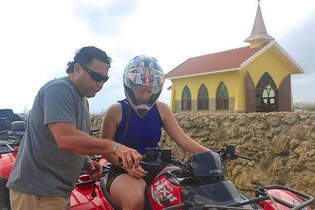Aruba 4x4 Tours