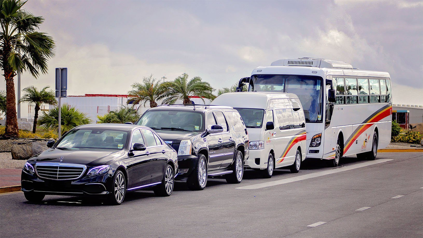 Aruba Airport Transfer Services
