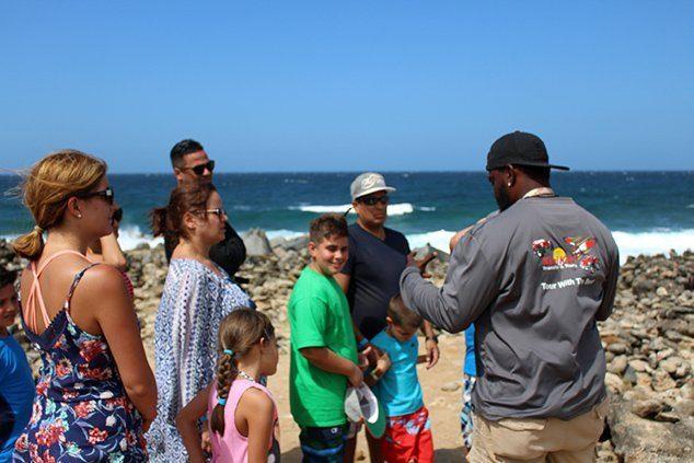 Aruba Guided Tours