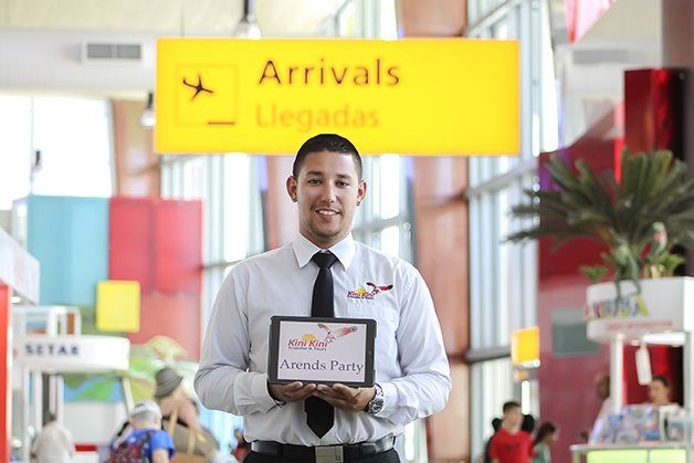 Best Airport Transportation in Aruba